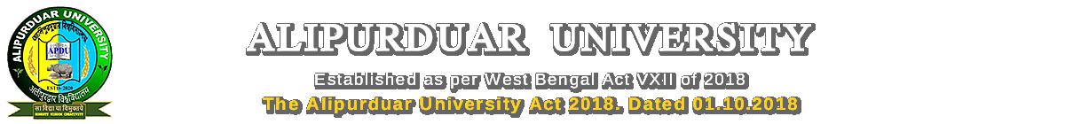 Alipurduar University