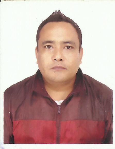 Edwin Penjor Bhutia